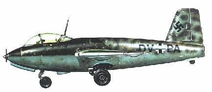 Les avions de la socièté Junkers Ju248